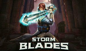 Stormblades เกมลูกผสมสองสไตล์ RPG+เกมวิ่ง