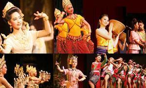 ม.หอการค้าไทย มอบทุน ดนตรีไทย-นาฎศิลป์ เรียนป.ตรี