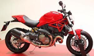 Ducati Monster 821 ใหม่ เคาะเริ่ม 4.69 แสน