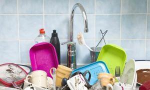 """รู้จริงวิธี """"ล้างจาน"""" ที่จะทำให้รู้ว่าล้าง """"ผิด"""" มาตลอด"""