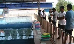 พ่อแม่สะอื้น ครูไม่ทันมอง ลูกจมสระน้ำโรงเรียน