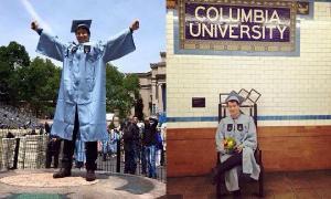 จบแล้ว! น้องพลับ รับปริญญามหาวิทยาลัยโคลัมเบีย
