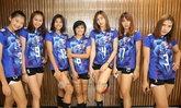 นึกว่านางแบบมาเอง! นักตบสาวทีมชาติไทยแต่ละนาง (อัลบั้ม)